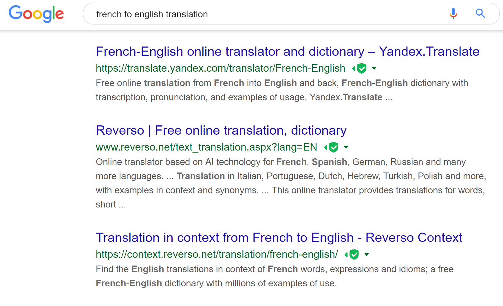 content marketing for translators